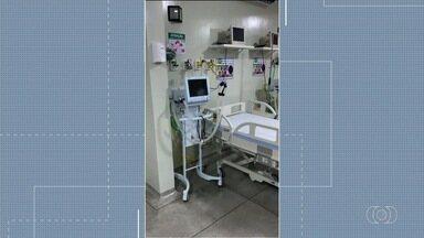 Hospital de Campanha de São Luis de Montes Belos é inaugurado - undefined