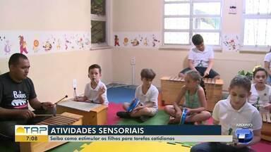 Saiba como estimular os filhos para as tarefas cotidianas - Confira na reportagem.