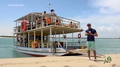 Viagem para matar a saudade da praia de Fortim - Tep Rodrigues relembra momentos da viagem ao litoral leste cearense