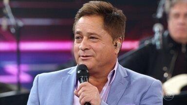 Leonardo diz que Chitãozinho & Xororó são seus ídolos - Faustão conversa sobre amizade com cantores sertanejos