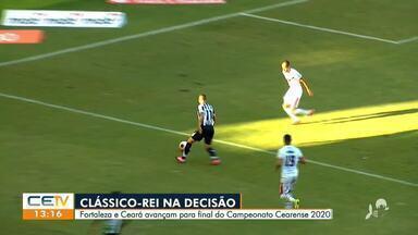 As notícias do Esporte dessa segunda-feira - Saiba mais em: g1.com.br/ce
