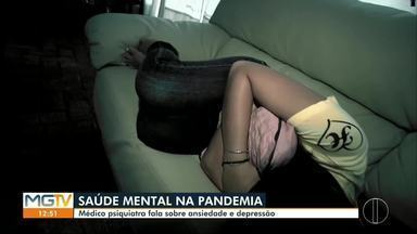 Psiquiatra fala sobre os efeitos psicológicos causados pela pandemia - Brasil já soma quatro meses de isolamento social.