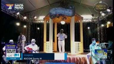 Serenata da Recordação em Santa Maria da Boa Vista é transmitida pelas redes sociais - O evento foi transmitido devido a pandemia do novo coronavírus.