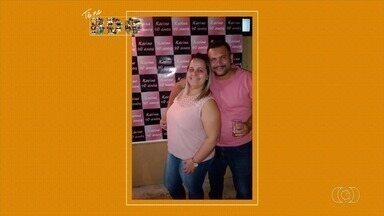 Telespectadores enviam fotos para o Bom Dia Goiás - Confira as participações.
