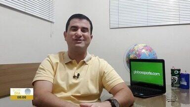 Veja as notícias do esporte regional com Paulo Taroco - Confira os destaques do GloboEsporte.com.