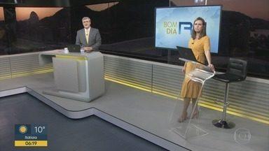 Bom Dia Rio - Edição de sexta-feira, 24/07/2020 - As primeiras notícias do Rio de Janeiro, apresentadas por Flávio Fachel, com prestação de serviço, boletins de trânsito e previsão do tempo.