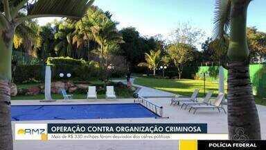 Operação investiga crimes de vendas de sentenças em quatro estados - Alvo da operação conjunta está em Rondônia.