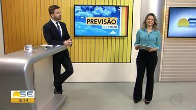 Confira a previsão do tempo para este fim de semana em Sergipe - Confira a previsão do tempo para este fim de semana em Sergipe.