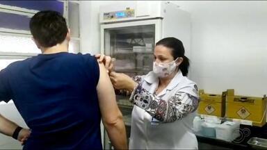 Araçatuba encerra nesta sexta-feira campanha de vacinação contra a gripe - Termina nesta sexta-feira (24) a campanha nacional de vacinação contra a gripe. Em Araçatuba (SP) a imunização de alguns grupos prioritários ainda está baixa.