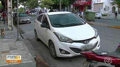 Zona Azul completa 10 anos de instalação em Caruaru - Vagas de estacionamento rotativo está sujeita a multa, caso o motorista não pague o valor ou descumpra os horários.