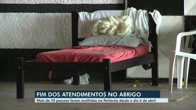 Encerram atividades do abrigo para pessoas em situação de rua em Santarém - Atividades começaram em abril deste ano e atenderam cerca de 70 pessoas.
