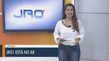 Confira a íntegra do JRO1 deste sábado, 25 de Julho - Telejornal é apresentado por Yonara Werri.