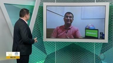 Paulo Taroco fala sobre fim de semana movimentado no esporte - Veja quais são os destaques do GloboEsporte.com.