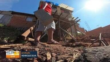Ações de reintegrações de posse aumentaram durante a pandemia de Covid-19 - Estudo da USP mostra que dobrou o número de remoções de famílias em São Paulo. A pandemia acirrou a crise habitacional: capital tem mais de 200 mil famílias a espera de um imóvel.