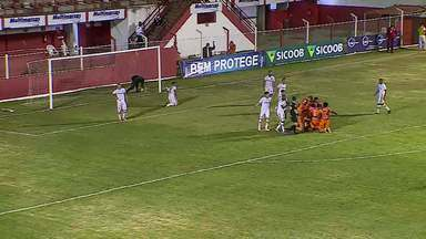 Veja os gols de Villa Nova 1 x 2 Coimbra, pela 11ª rodada do Campeonato Mineiro - Veja os gols de Villa Nova 1 x 2 Coimbra, pela 11ª rodada do Campeonato Mineiro