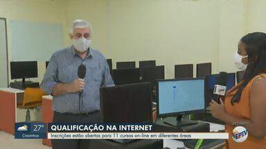 Fundação de Formação Tecnológica abre inscrições para 11 cursos online em Ribeirão Preto - Vagas são para candidatos com ensino fundamental, médio e ensino superior.