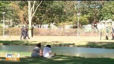 Parque da Cidadania reabre com restrições e mudança de horários - Parque da Cidadania reabre com restrições e mudança de horários