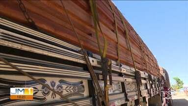 PRF e Ibama realizam novas apreensões de madeira em rodovias do Maranhão - Nos últimos dias, o número de apreensões cresceu na região.