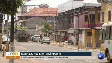 Em Santarém, travessa Frei Ambrósio passará a ter sentido único a partir de agosto - Via é a 10ª a entrar no sistema binário.