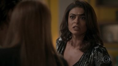 Carolina é humilhada por Lili - Dona da Bastille se revolta com intromissão da diretora da TD+