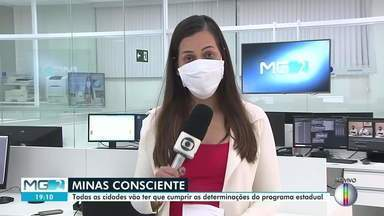 Minas Consciente: Prefeito de Governador Valadares fala sobre mudanças com adesão - Município foi obrigado a aderir ao programa após decisão do TJMG.
