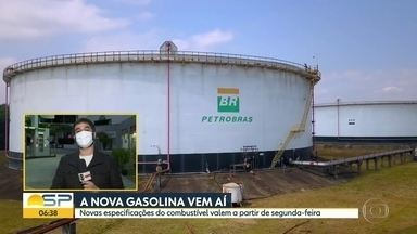 Refinarias começam a distribuir nova gasolina na segunda-feira - Promessa é que novo composto tenha maior octanagem e seja mais efetivo.