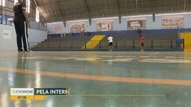 Alunos de Cristais Paulista têm aulas de esporte online - As aulas são de graça e não é preciso fazer inscrição.
