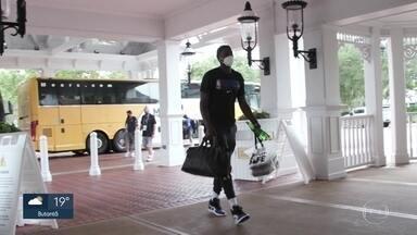 NBA retorna dentro de uma bolha de isolamento na Disney, em Orlando - Justiça racial, protocolos de segurança e novidades nas quadras e nas transmissões
