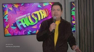 Programa de 02/08/2020 - 'Domingão do Faustão' relembra a final da 3ª edição do 'Show Dos Famosos'
