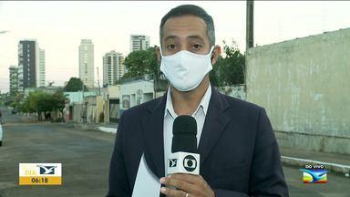 Veja os casos do novo coronavírus em Imperatriz - Repórter Márcio Novais apresenta na manhã desta segunda-feira (3) os números dos novos casos na cidade.