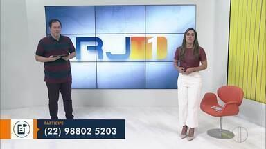 Veja a íntegra do RJ1 Inter TV - 03/08/2020 - Confira as principais notícias do interior do Rio.