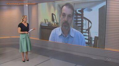 Tulio Milman comenta plano de retomada gradual do comércio em Porto Alegre - Assista ao vídeo.