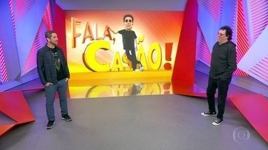 Casagrande responde perguntas de torcedores do Corinthians e do Palmeiras - Casagrande responde perguntas de torcedores do Corinthians e do Palmeiras