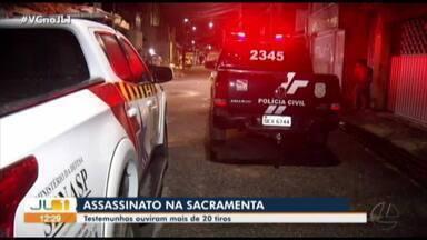 Homem é morto a tiros no bairro da Sacramenta, em Belém - Homem é morto a tiros no bairro da Sacramenta, em Belém