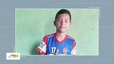Operação de buscas a adolescente desaparecido no rio Amazonas, em Óbidos, chega ao terceir - Cristiano Santana, de 13 anos, estava com mais duas pessoas em uma bajara quando naufragaram no domingo, 2.
