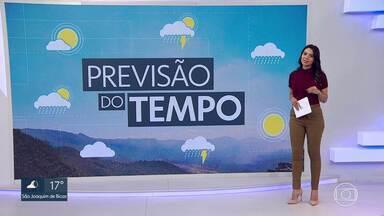 Frio em Belo Horizonte: termômetros marcam 9,3 graus - Veja na previsão do tempo para a capital e Minas Gerais.
