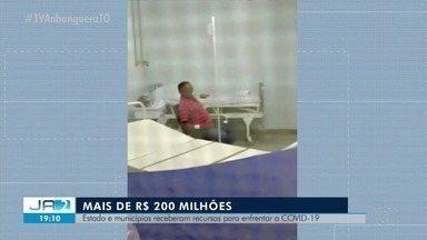 Pacientes morrem esperando leitos mesmo com R$ 200 milhões liberados para combate a Covid - Pacientes morrem esperando leitos mesmo com R$ 200 milhões liberados para combate a Covid