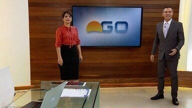 Confira os destaques do Bom Dia Goiás de quarta-feira (5) - Prefeitura inicia a aplicação de 185 mil testes rápidos de coronavírus, em Goiânia.