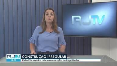 Veja a íntegra do RJ2 desta terça-feira, 04/08/2020 - O RJ2 traz as principais notícias das cidades do interior do Rio.