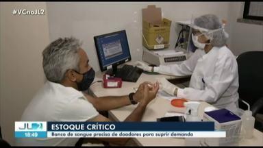 Estoque de sangue é crítico no Hemopa em Redenção - Unidade atende pacientes de 15 municípios do sudeste do estado.