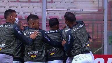 Os gols de América-MG 0x3 Atlético-MG, na volta da semifinal do Campeonato Mineiro - Os gols de América-MG 0x3 Atlético-MG, na volta da semifinal do Campeonato Mineiro