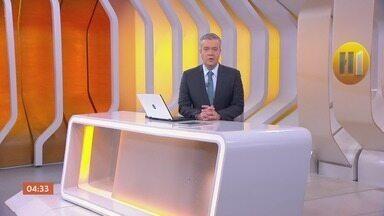 Hora 1 - Edição de quinta-feira, 06/08/2020 - Os assuntos mais importantes do Brasil e do mundo, com apresentação de Roberto Kovalick.