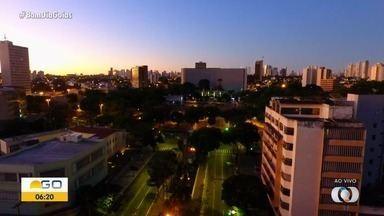 Saiba como deve ficar o tempo nesta quinta-feira (6) em Goiás - Capital começou o dia com frio, assim como boa parte do estado.