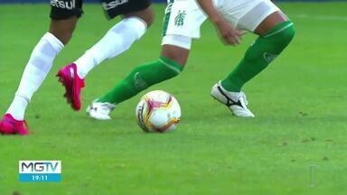 Tombense é o primeiro time a garantir vaga na final do Campeonato Mineiro - América e Atlético-MG disputam a outra vaga.
