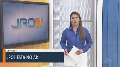 Confira a íntegra do JRO1 desta quinta-feira, 06 de Agosto - Telejornal é apresentado por Yonara Werri.