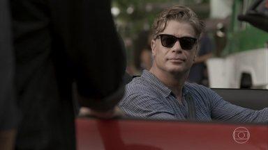 Jonatas pede que Arthur cuide bem de Eliza - undefined