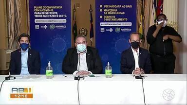 Governo de Pernambuco autoriza competições de esportes individuais - Na área de educação, foram liberadas as aulas presenciais dos cursos livres.