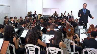 Orquestra Sinfônica da UFS cria versão clássica para o hino do Confiança - Confira como ficou a nova versão com arranjos do maestro Ion Bressan.