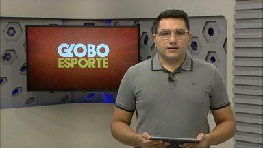 Assista a íntegra do Globo Esporte desta sexta-feira (07.08.20) - Lucas Barros traz todas as notícias do esporte paraibano