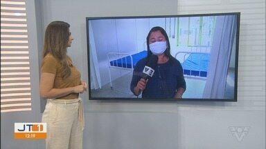 Cajati tem unidade de apoio para tratamento da Covid-19 - Cidade do Vale do Ribeira tem centro de apoio para pacientes com coronavírus.
